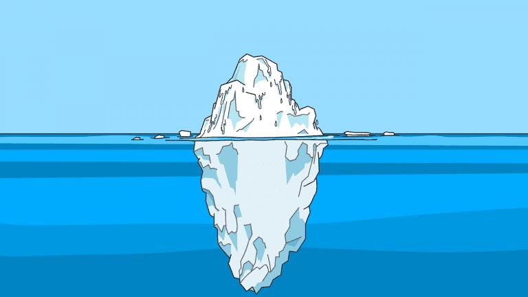 意識 冰山理論