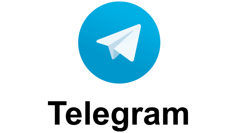 Telegram us